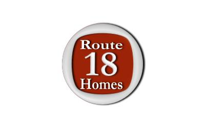 Route 18 Homes Logo