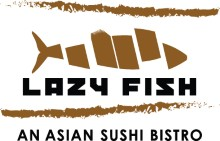Lazy Fish Logo