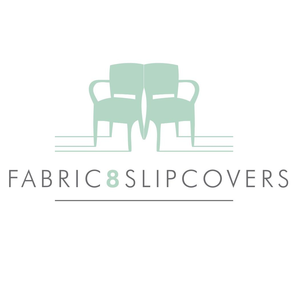 Fabric 8 Slipcovers Logo