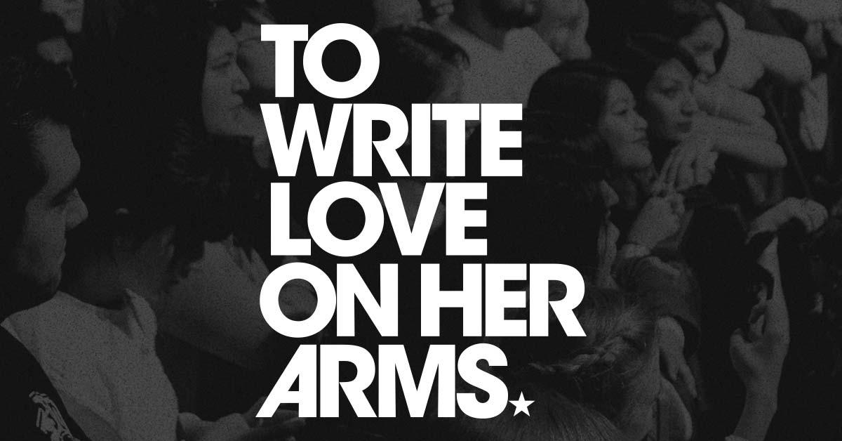 to write love on her arms movement essay