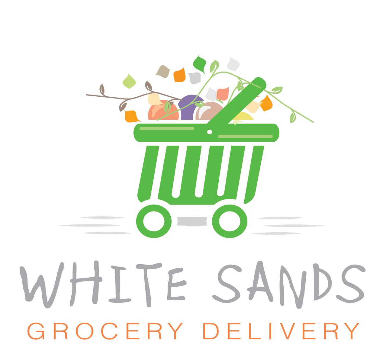 white sands grocery delivery Logo