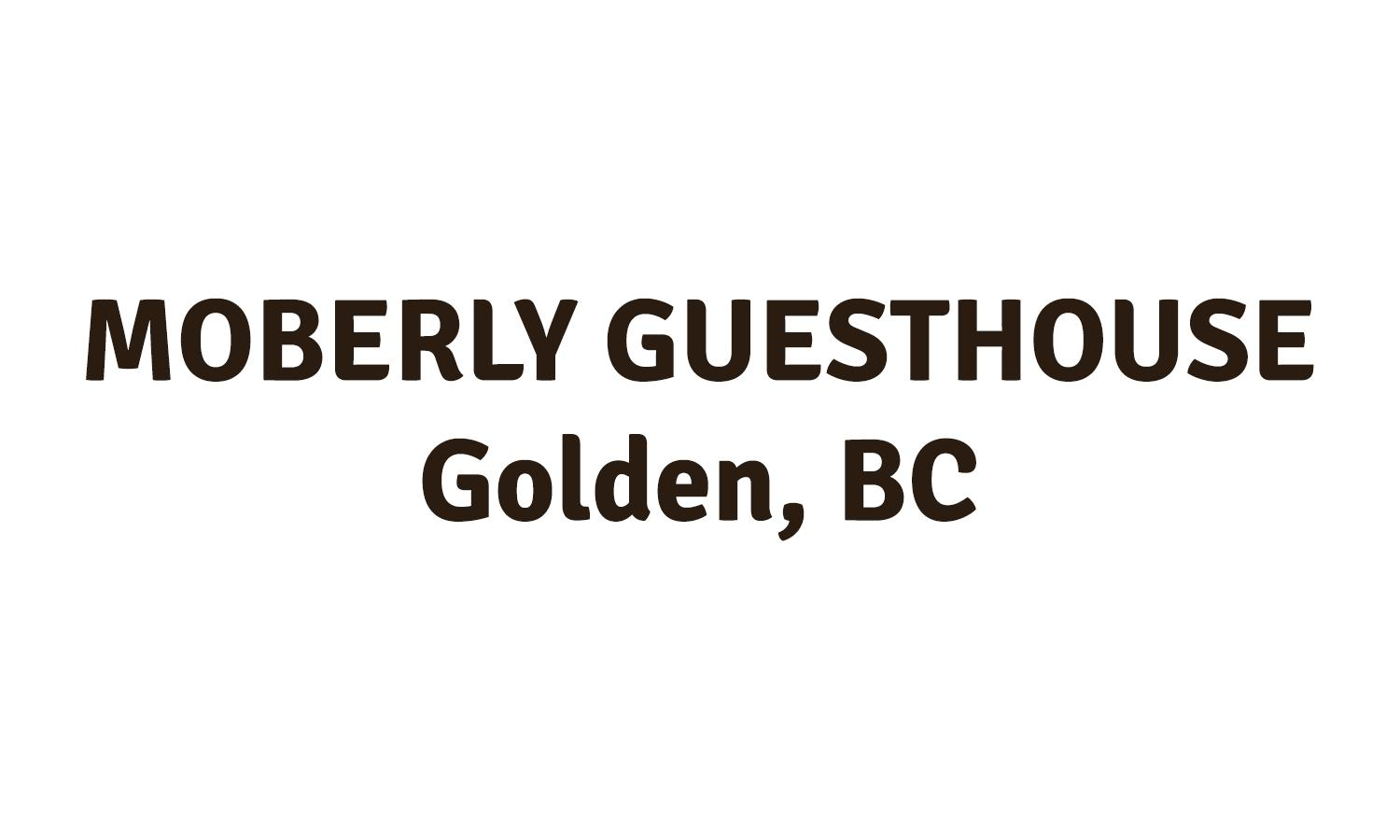 Moberly Guesthouse Logo