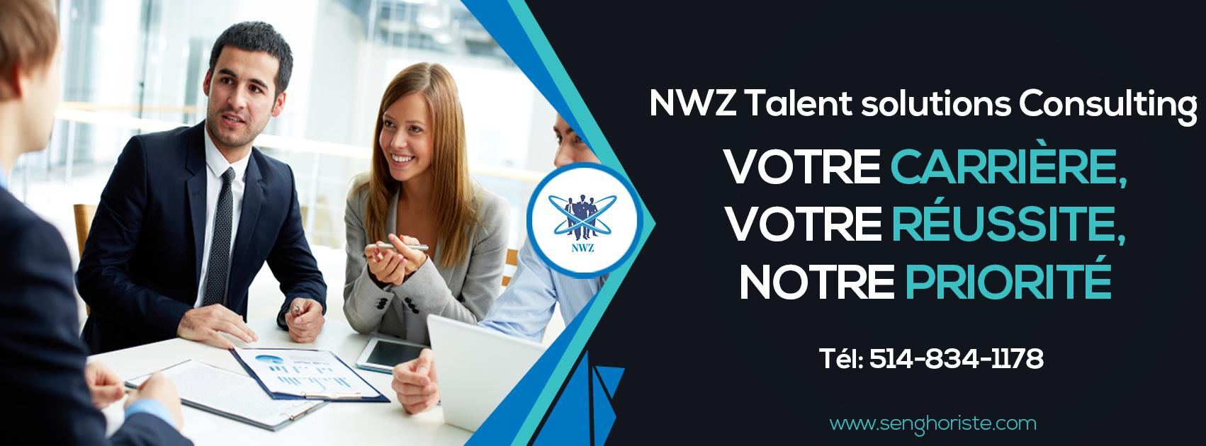 NWZ Talent Solutions Consulting Logo