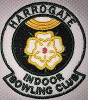 Harrogate Indoor Bowling Club Logo
