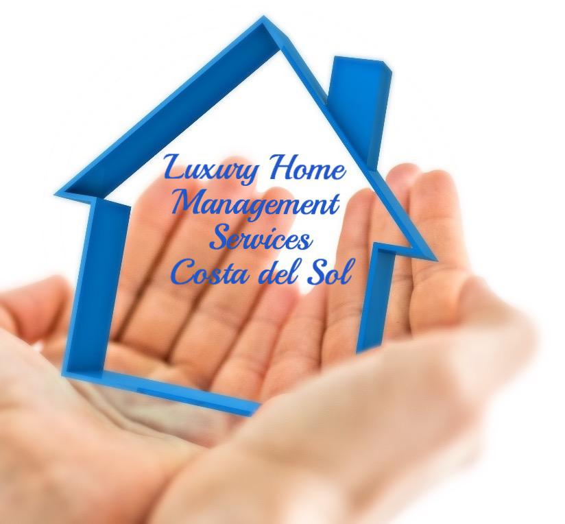 Luxury Home Management Services Logo