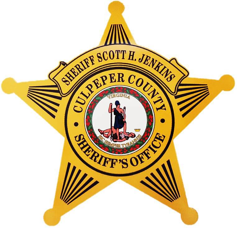 Culpeper County Sheriff's Office Logo