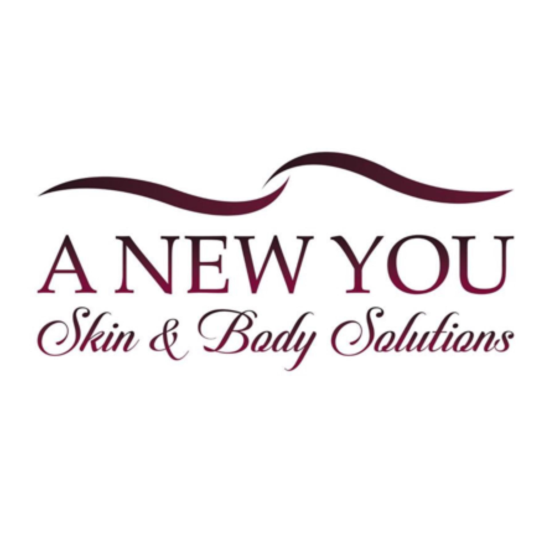 A NEW YOU Skin & Body Solutions Logo