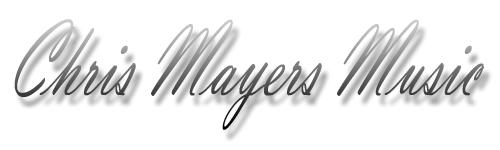 Chris Mayers Music Logo