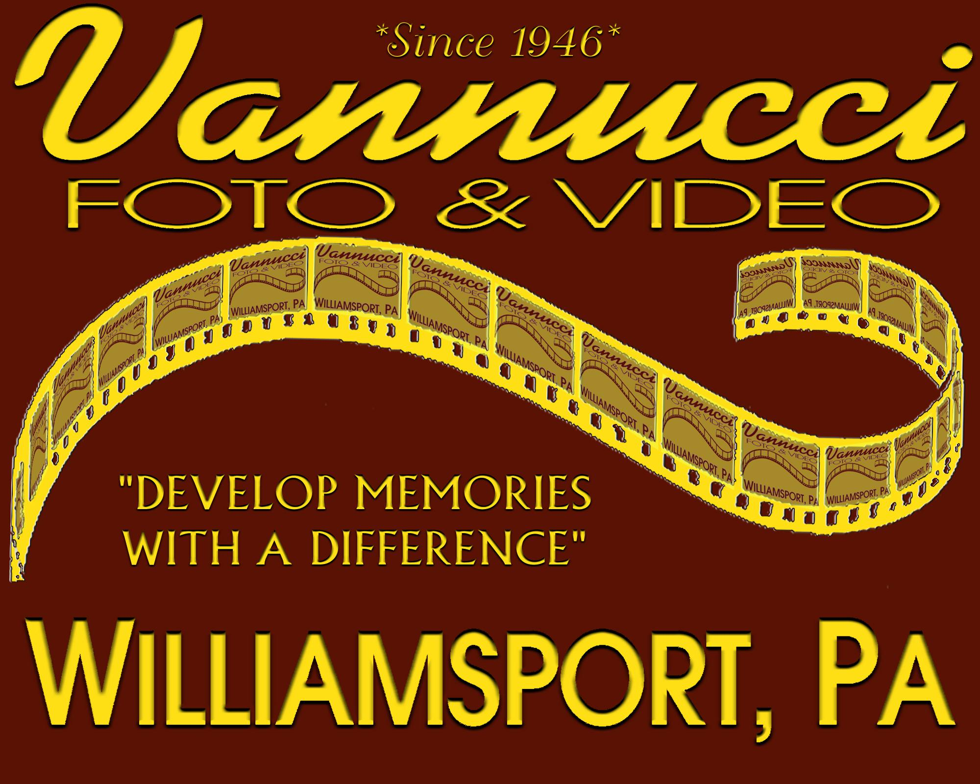 Vannucci Foto & Video Logo