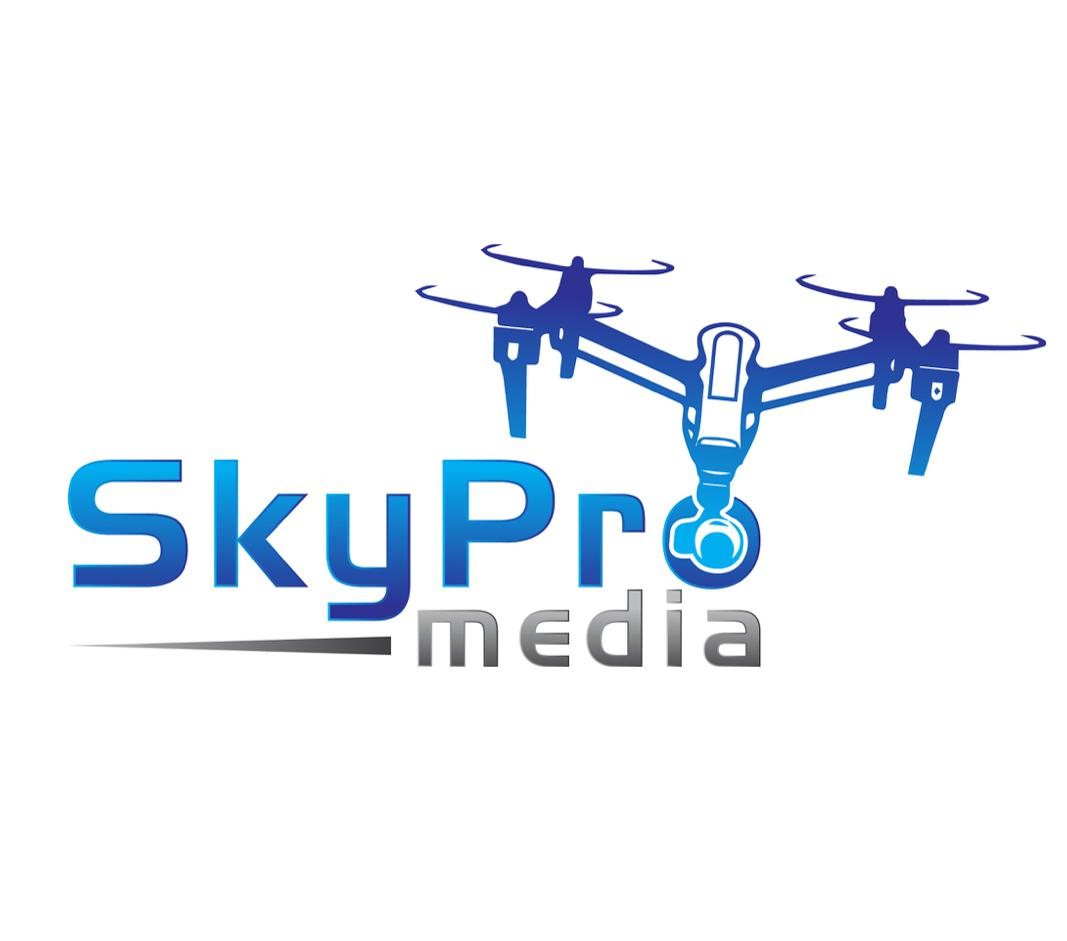 SkyPro Media Logo