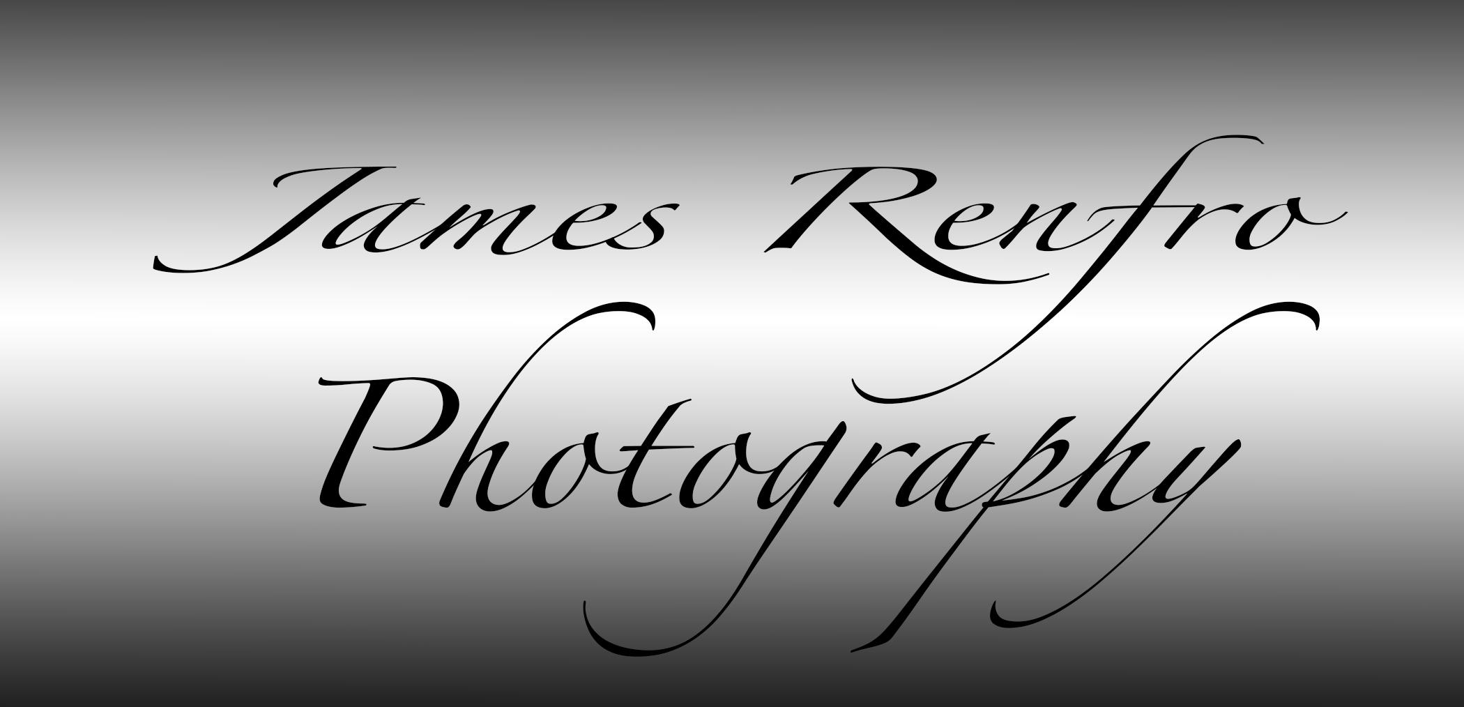 James Renfro Photography Logo