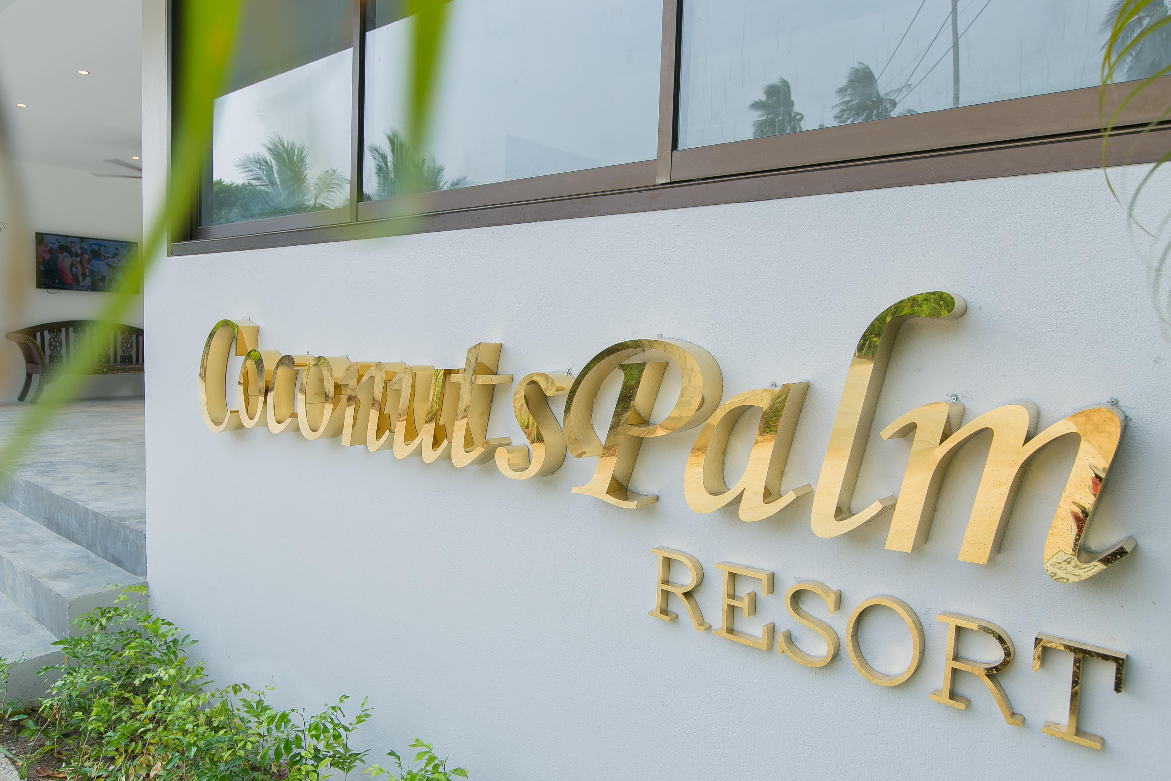 Coconutspalm Resort Logo