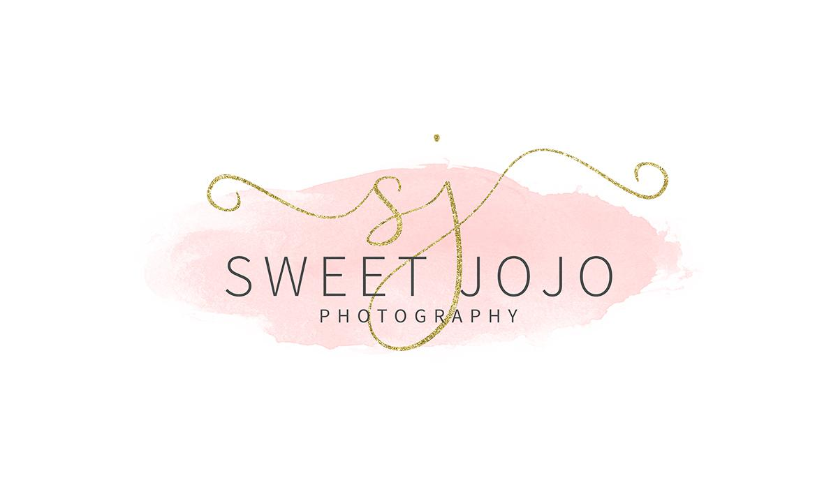 Sweet Jojo Photography Logo