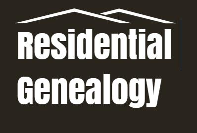 Residential Genealogy Logo