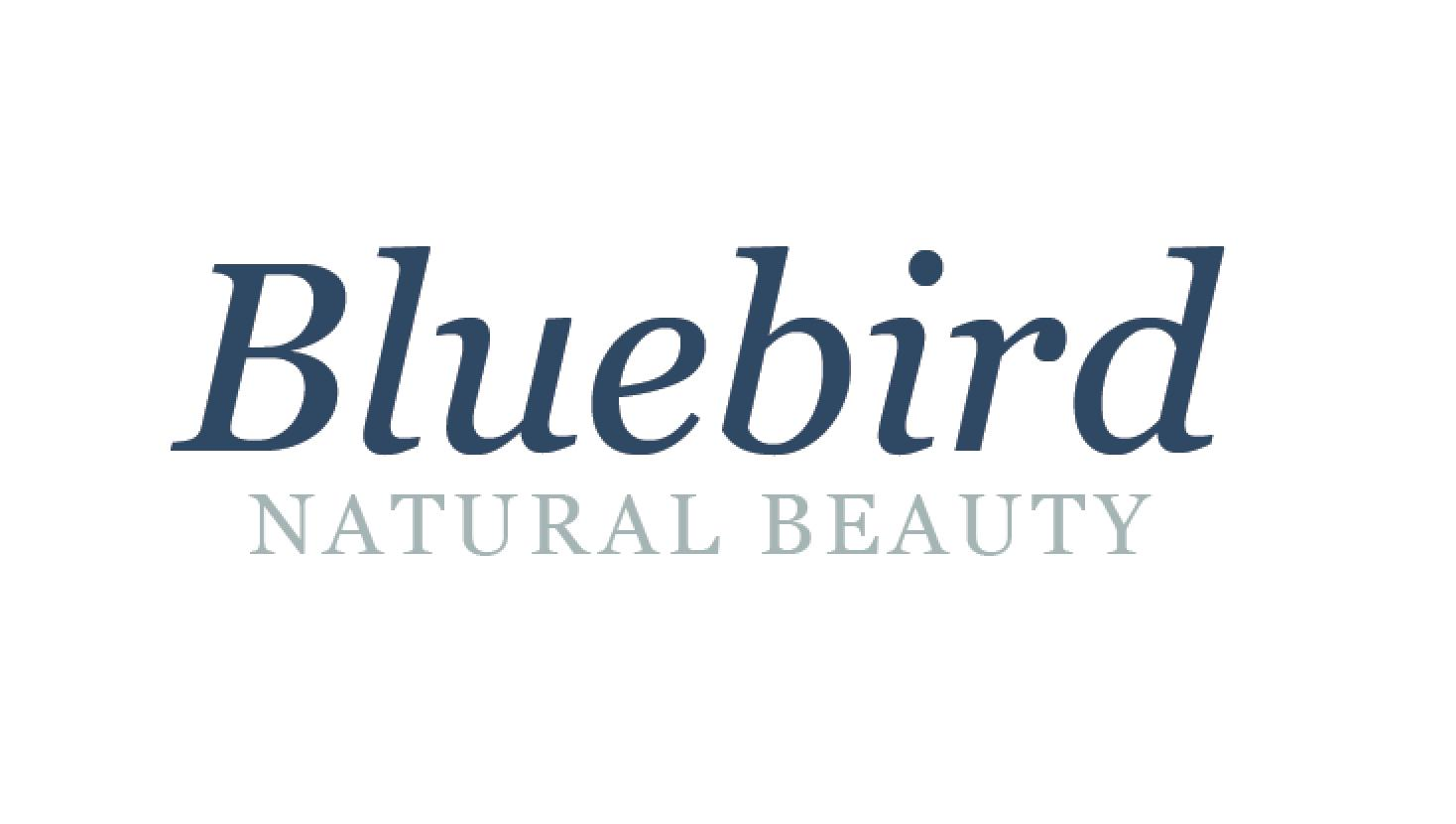 Bluebird Natural Beauty Logo