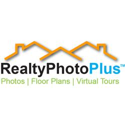 Realty Photo Plus, Real Estate Photography and Virtual Tour Provider Logo