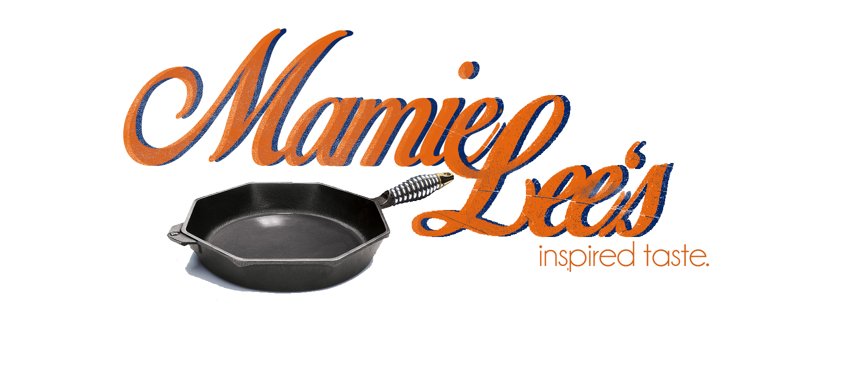 Mamie Lee's: Inspired Taste Logo