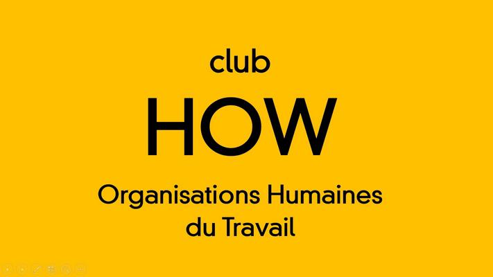 Club HOW Logo