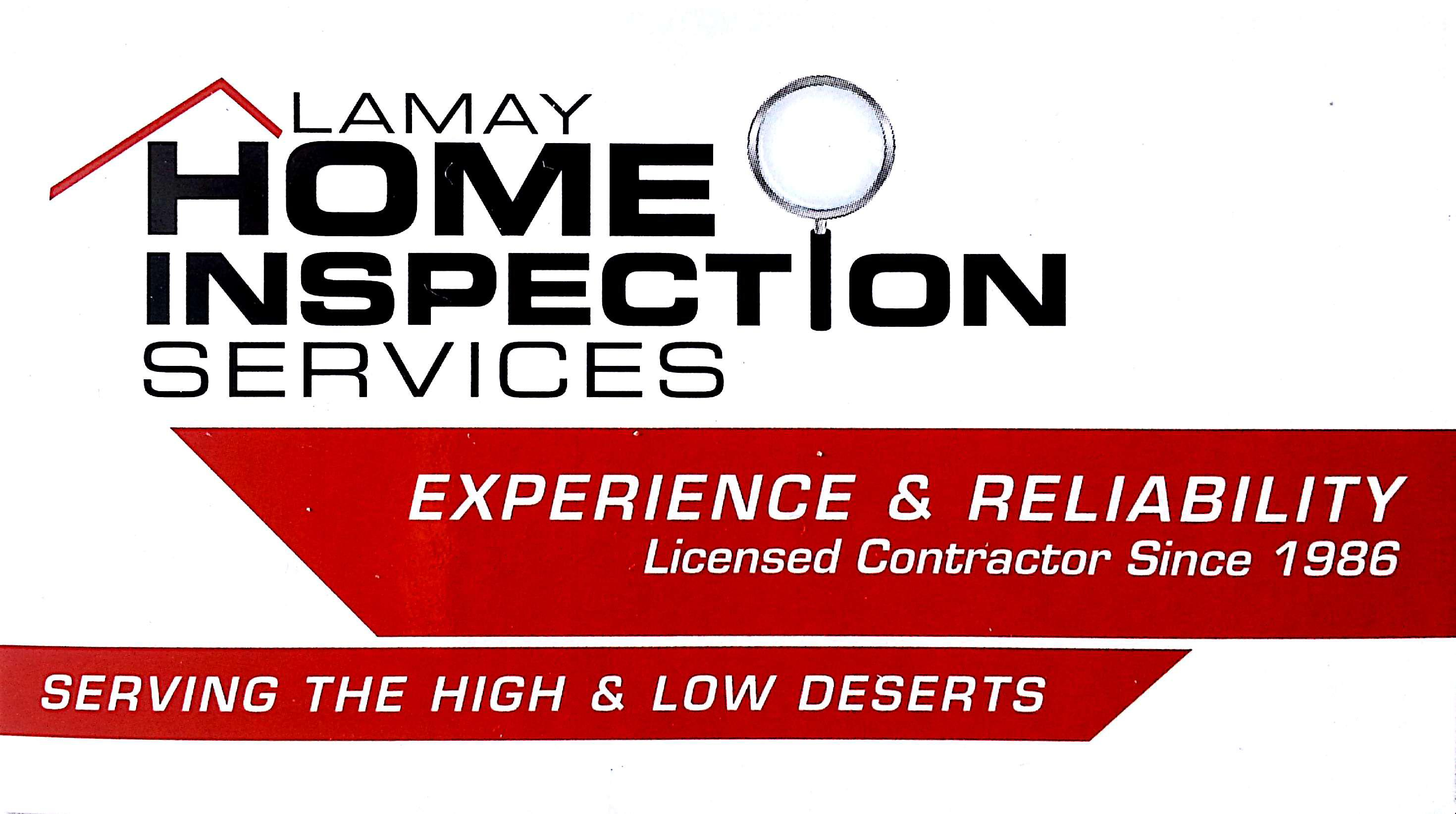 LaMay Home Inspection Service  Logo