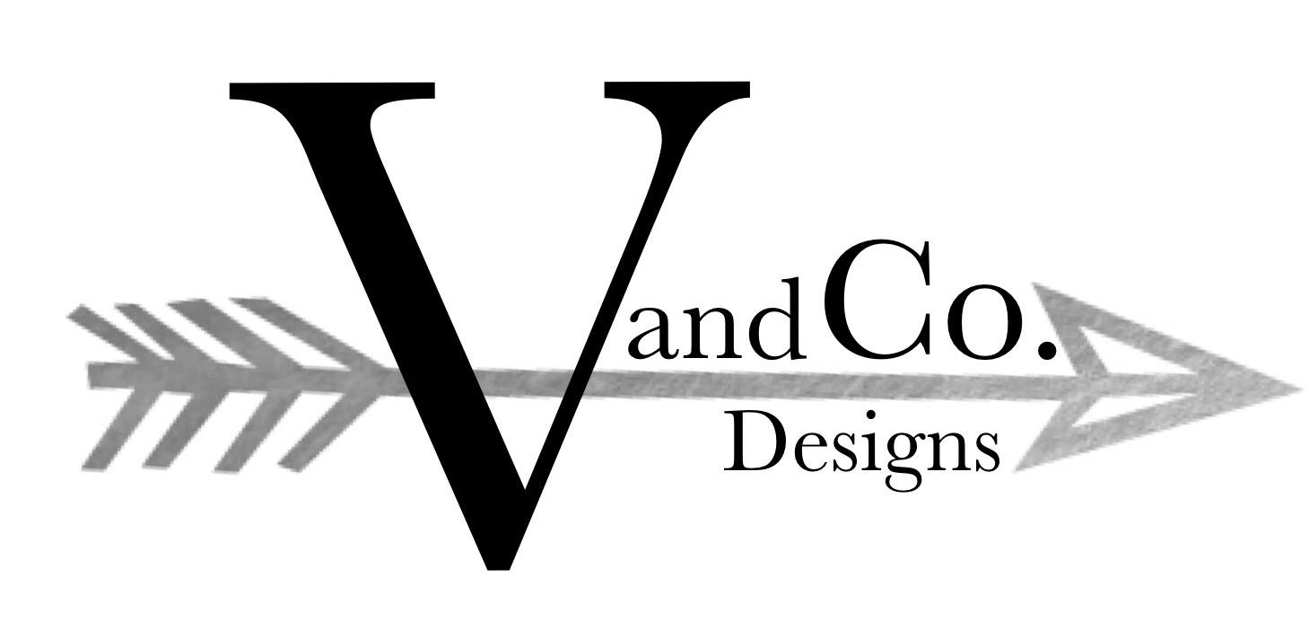 V and Co. Designs Logo