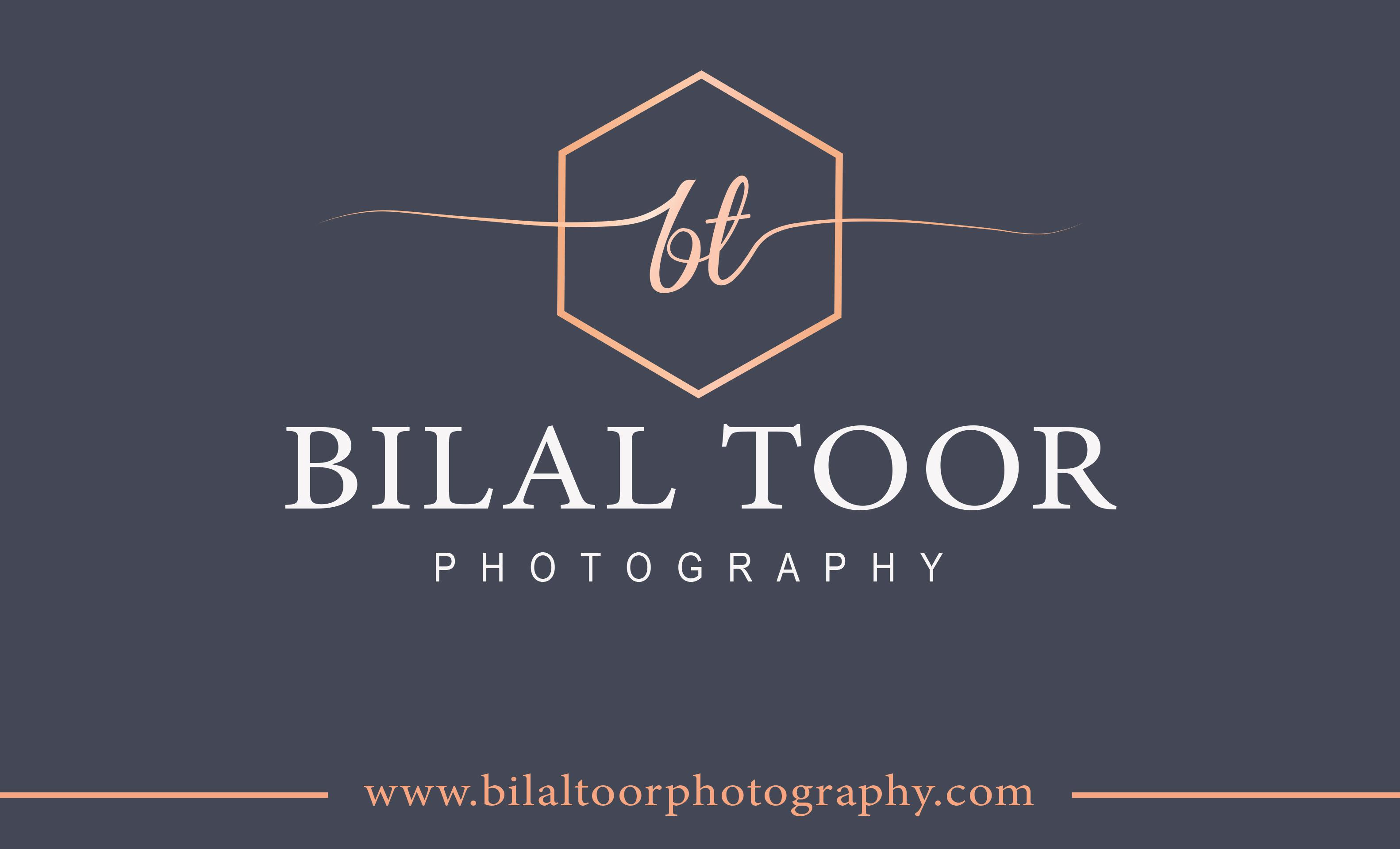 Bilal Toor Photography Logo
