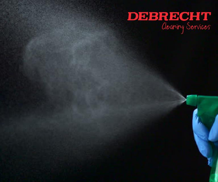 Debrecht House Cleaning Services Logo