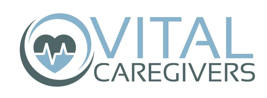 Vital Caregivers, LLC. Logo