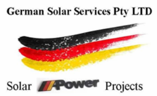 German Solar Services Logo