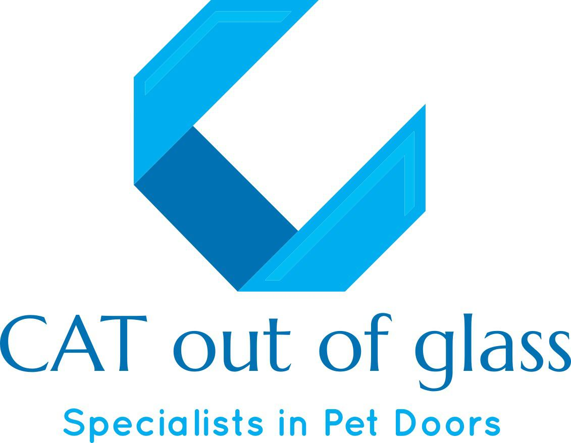 CAt out of Glass Logo