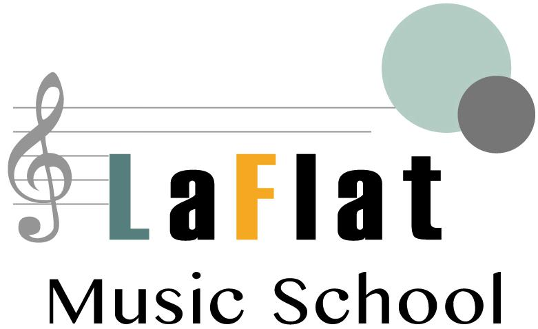 LaFlat Music School Logo