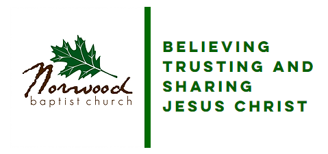 Norwood Baptist Church Logo