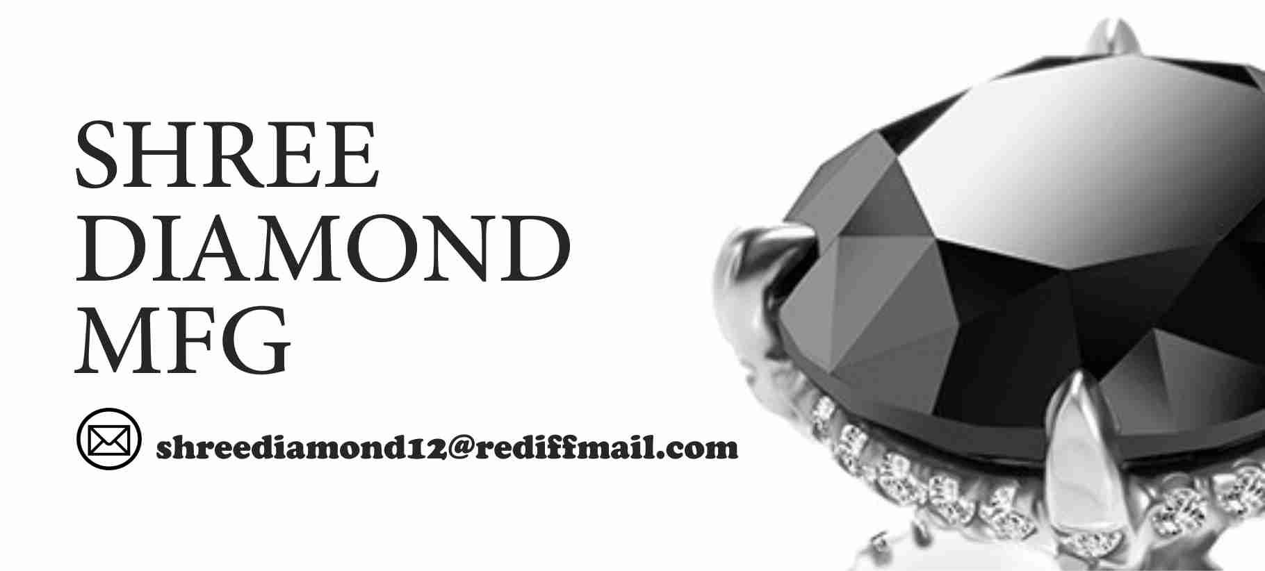 SHREE DIAMOND MFG.(Diamond manufacturer and exporter) Logo