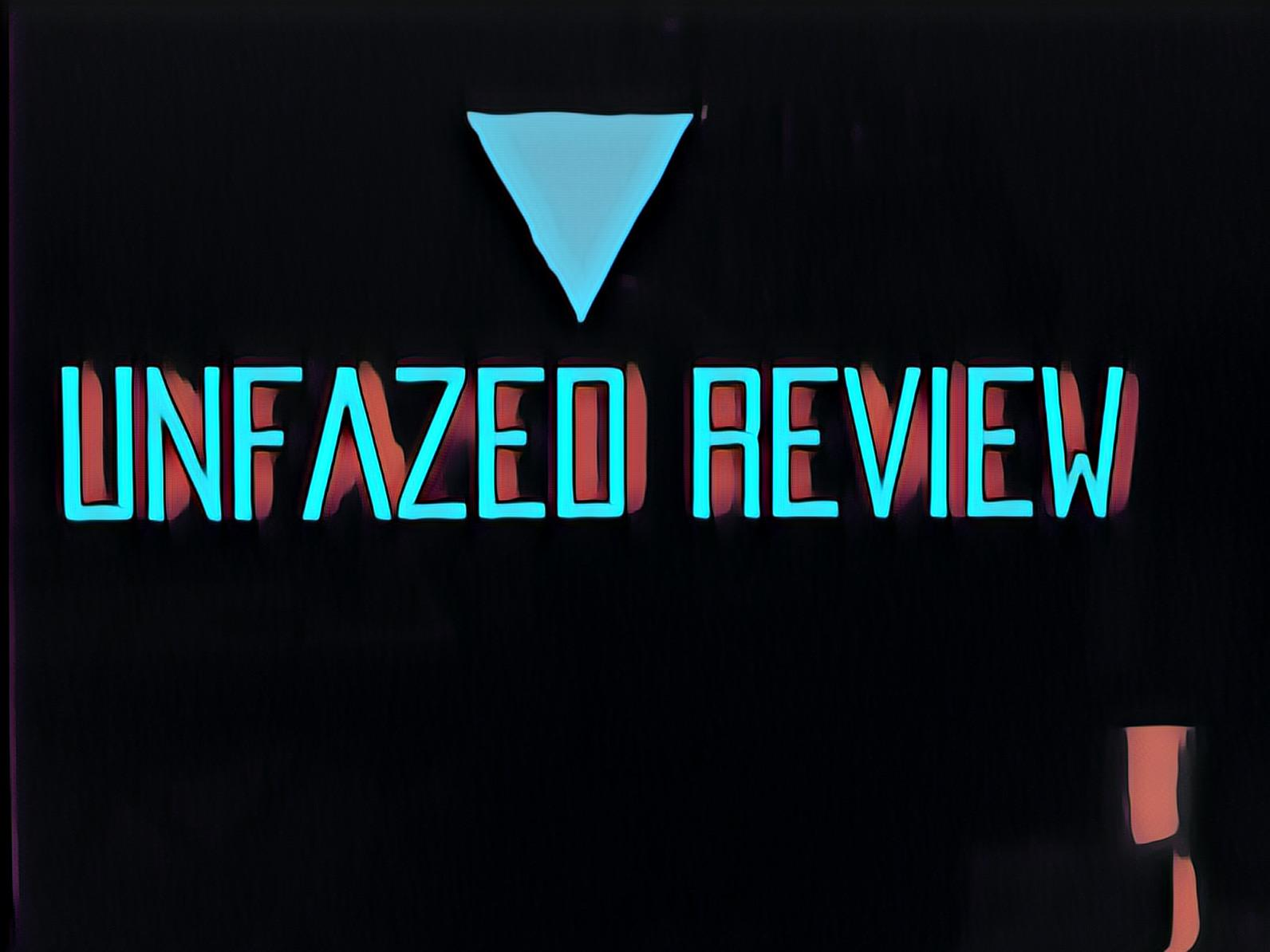 Unfazed Review Logo