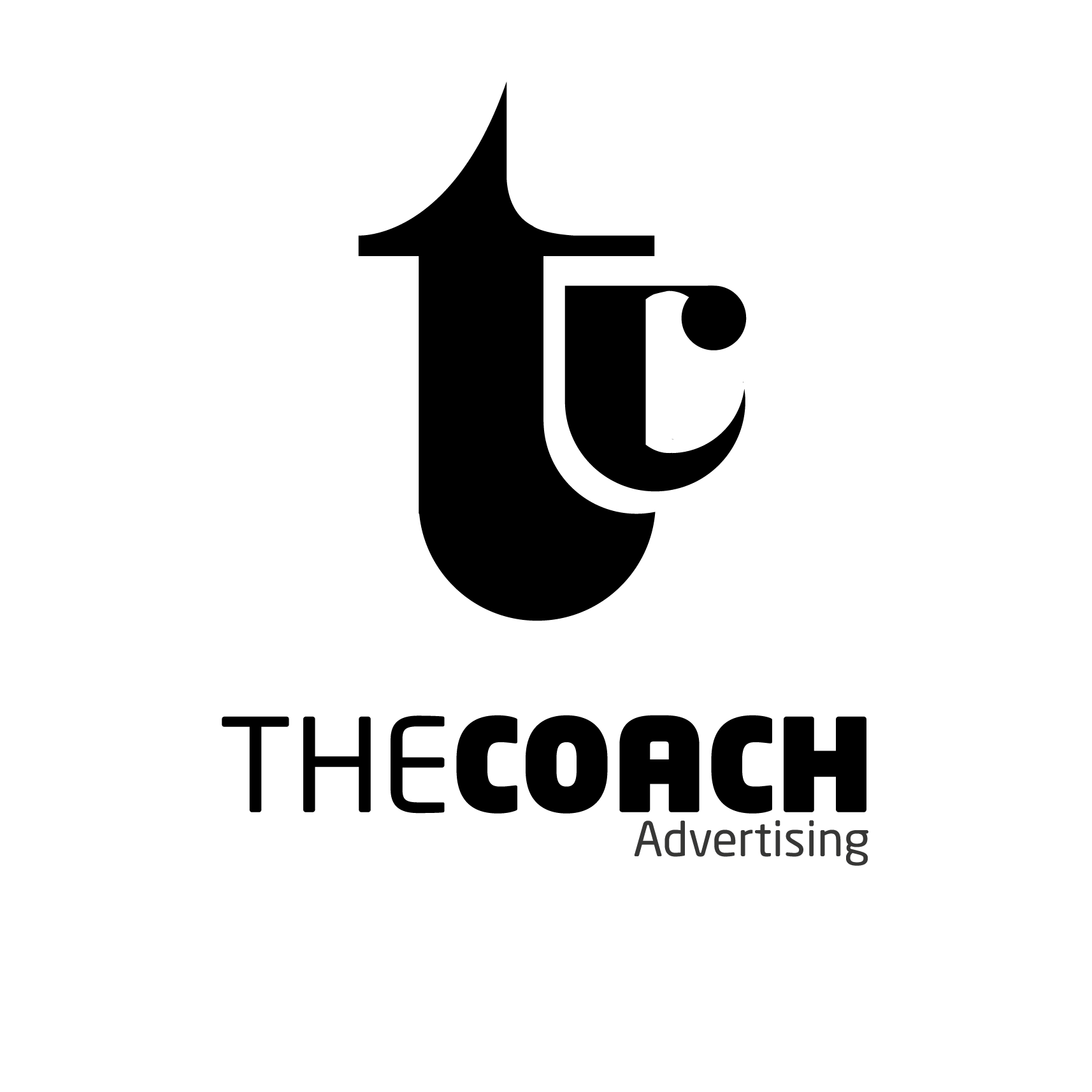The Coach Advertising RDC Logo