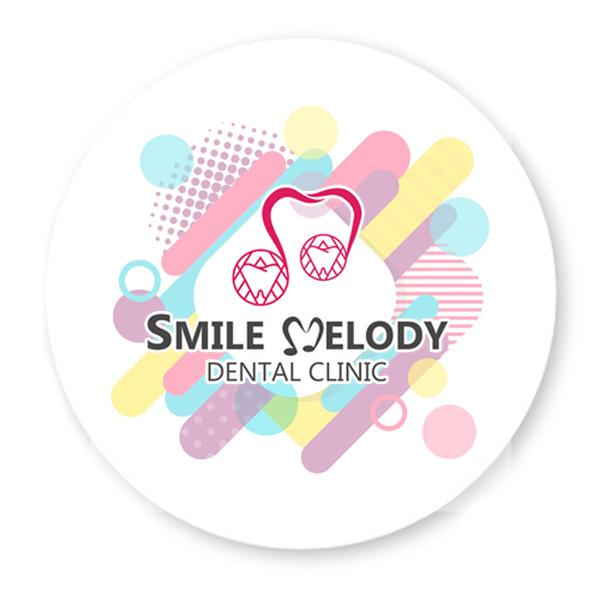 smile melody dental clinic Logo