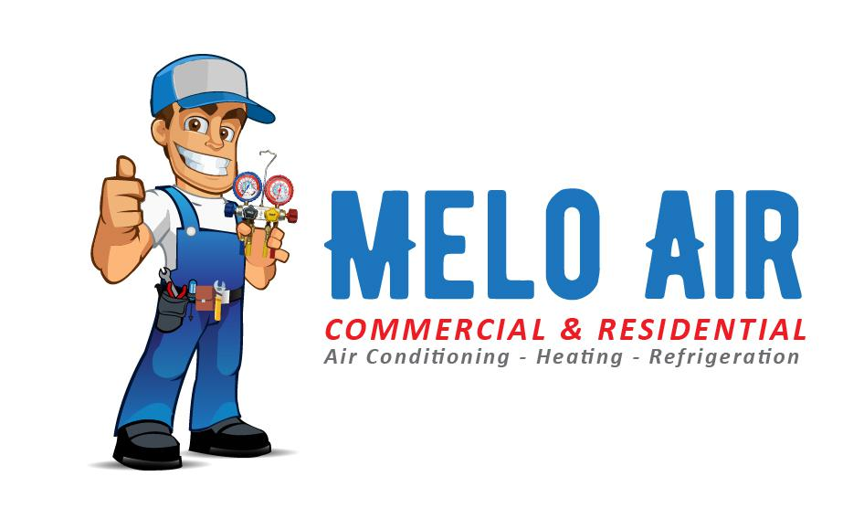 Melo Air Inc Logo