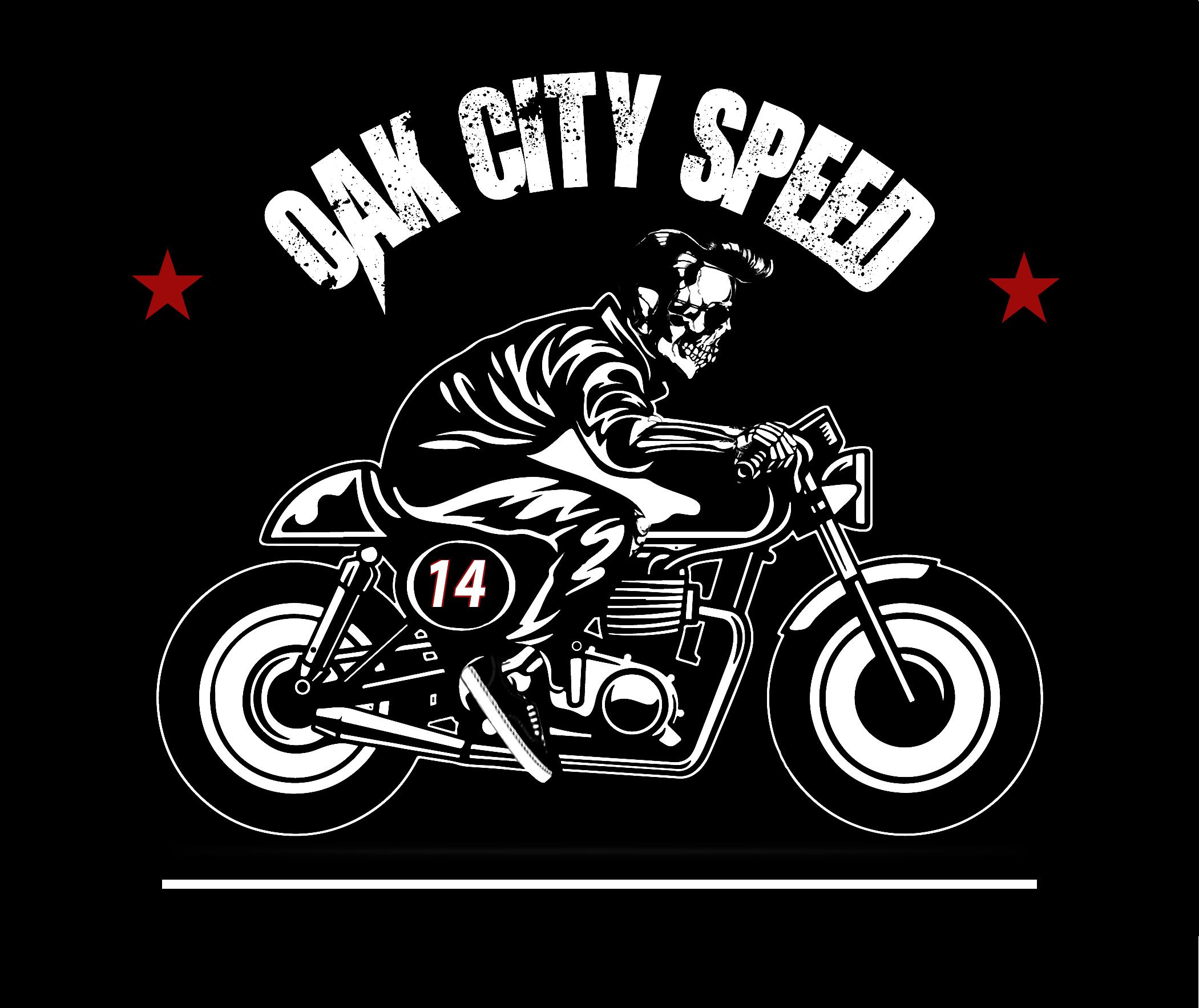 Oak City Speed Logo