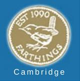 Farthings Cambridge Logo