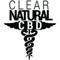 Clear Natural CBD Logo