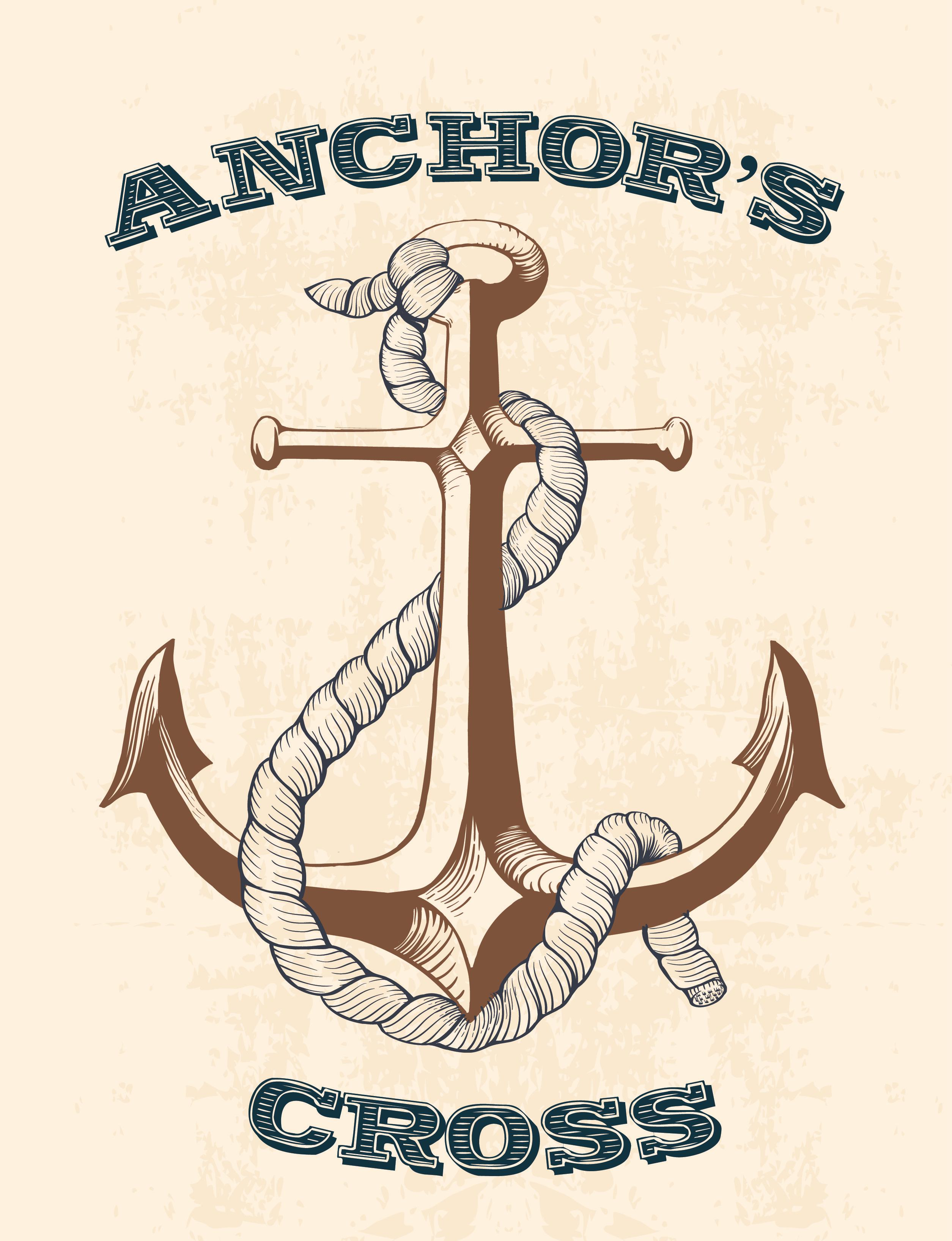 Anchor's Cross Logo