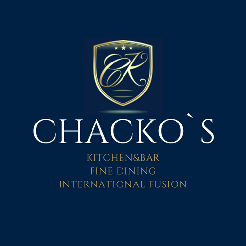 CHACKO'S KITCHEN & BAR Logo