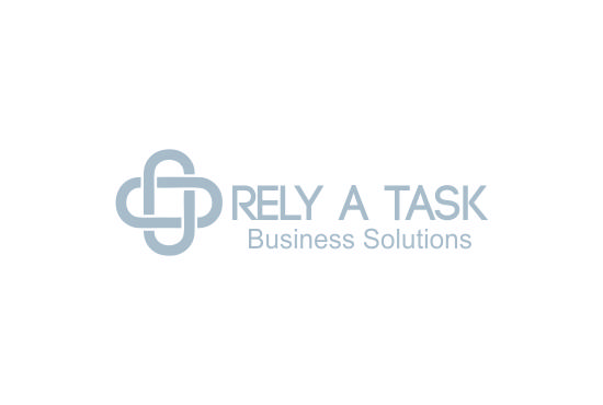 RELY A TASK CONSULTING & BUSINESS SOLUTIONS Logo