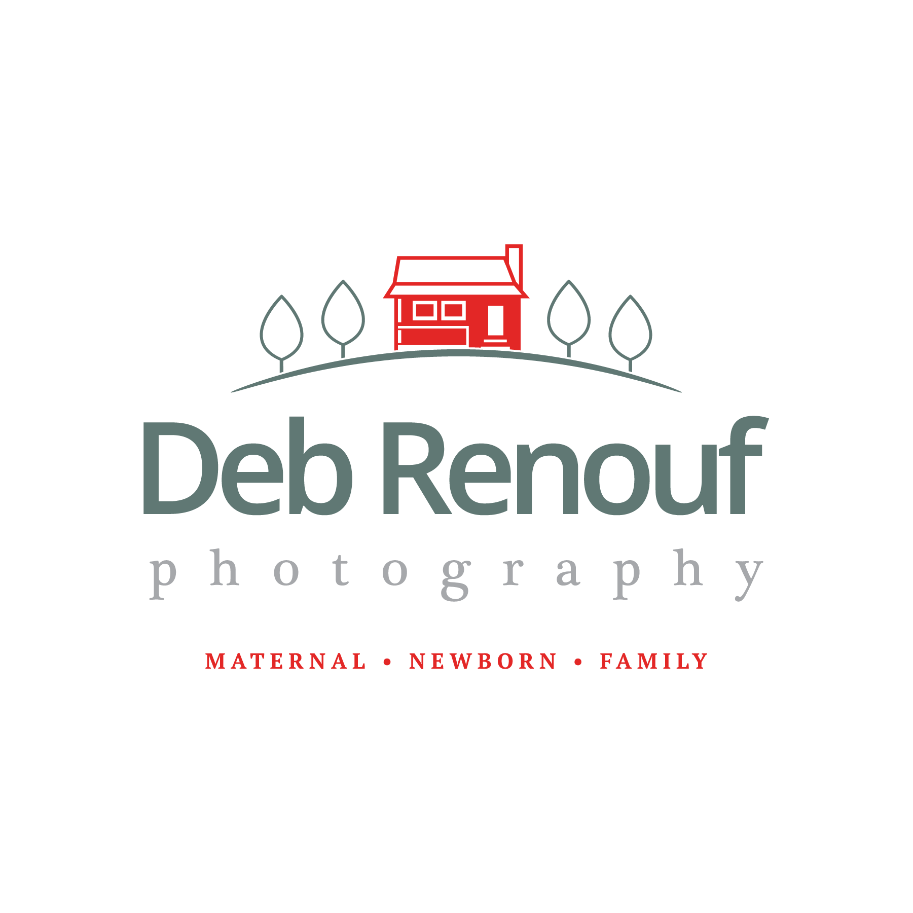 Deb Renouf Photography Logo
