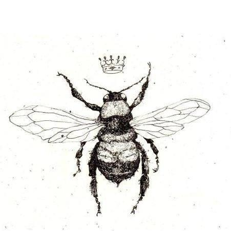 Queen Bee Garden Care LLC Logo