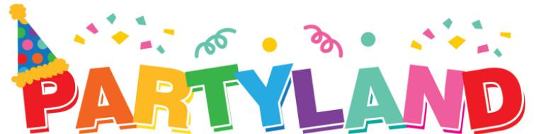Partyland Logo