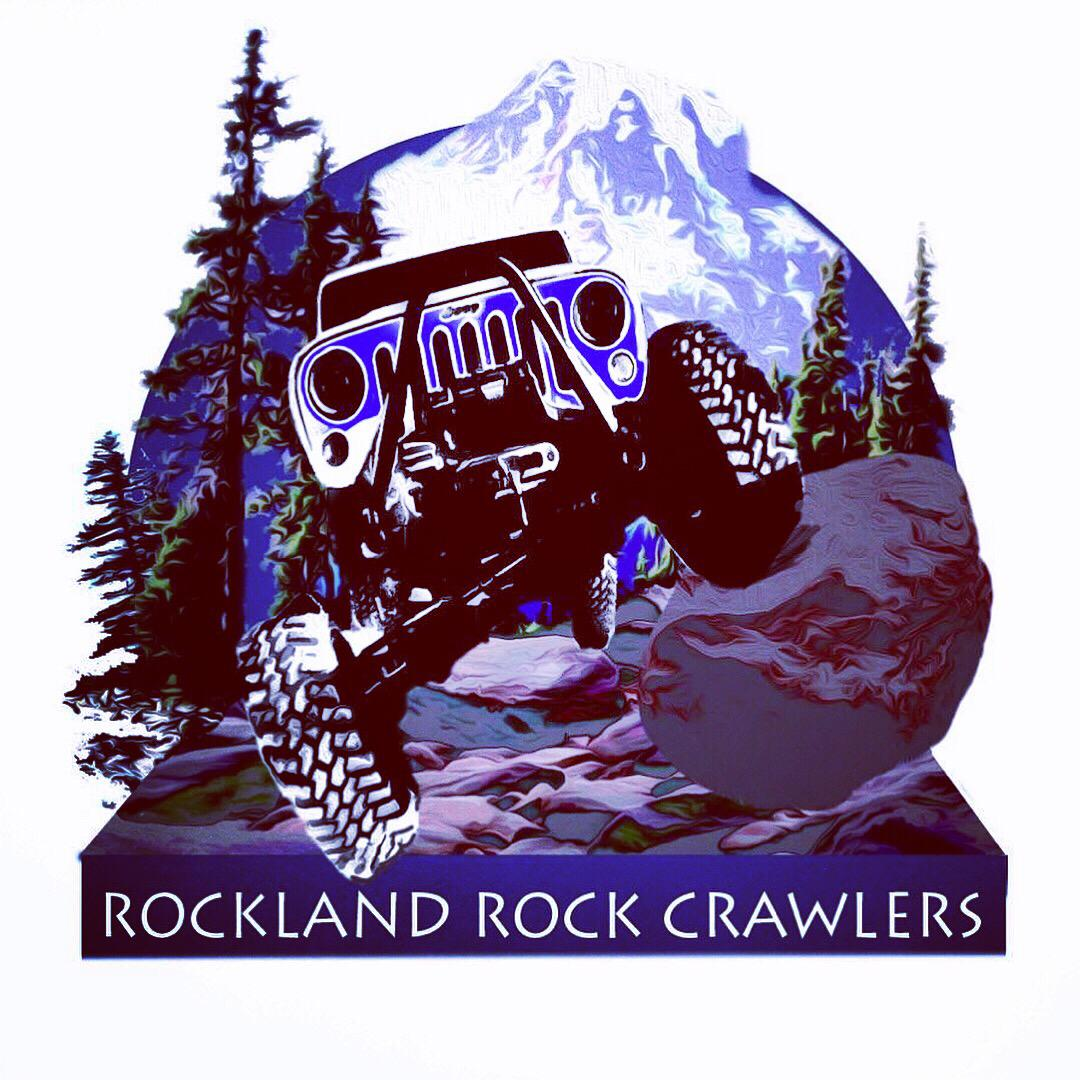 Rockland Rock Crawlers Logo