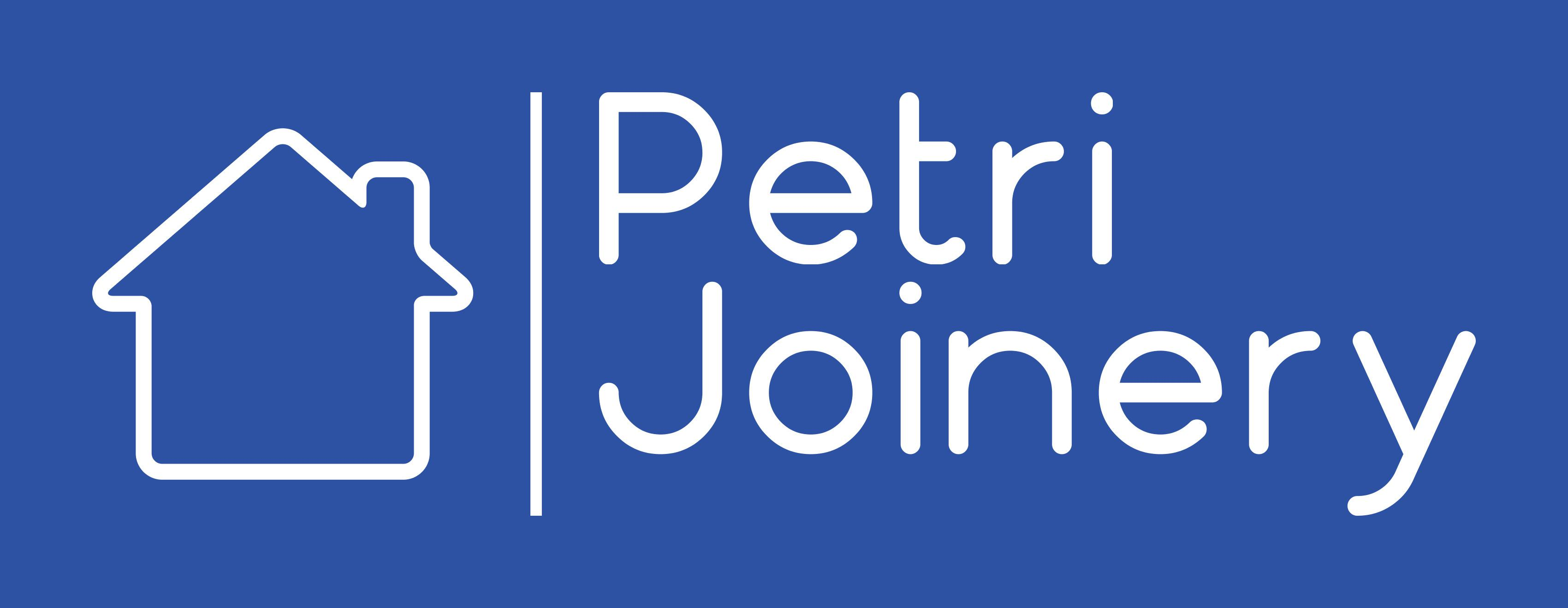 Petri Joinery Logo