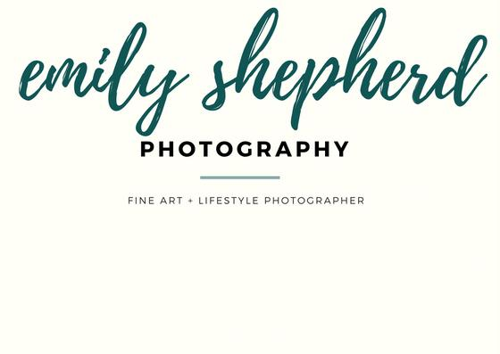 Emily Shepherd Photography Logo