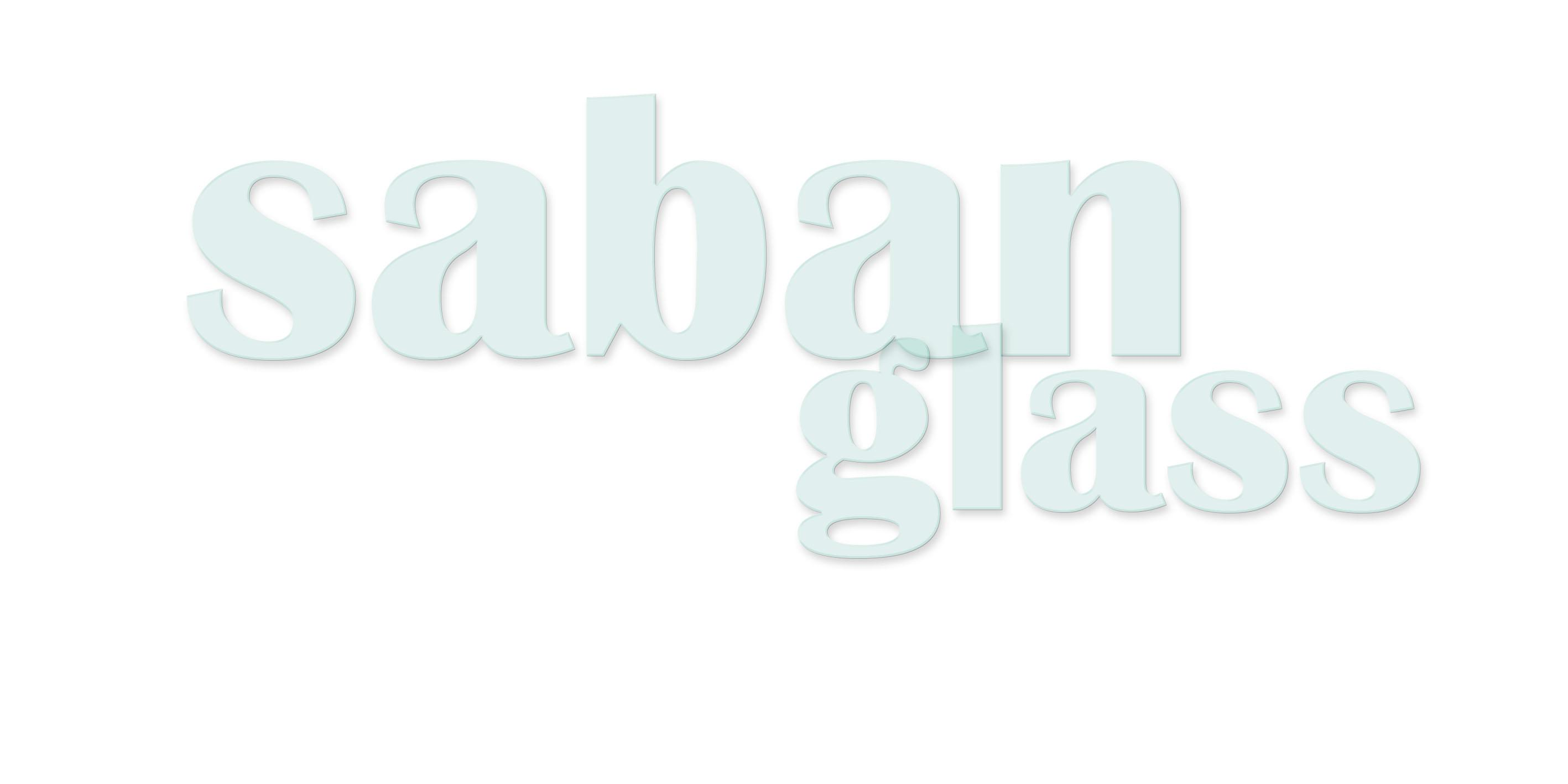 saban-glass Logo