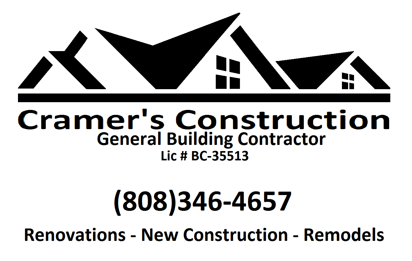 Cramer's Construction Logo